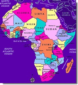 Google breidt aanwezigheid op continent Afrika uit