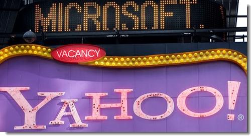 Gevecht om Yahoo! verhevigd