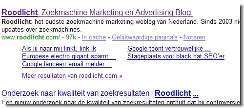 Grootschalige update Google beloont veel sites