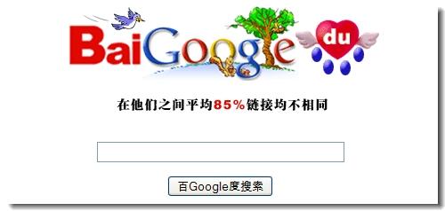 Google Baidu