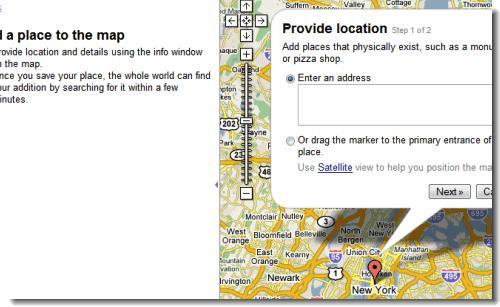 Bedrijf toevoegen aan Google Maps