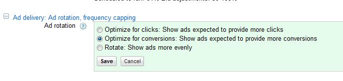 Google helpt bij optimalisatie advertenties