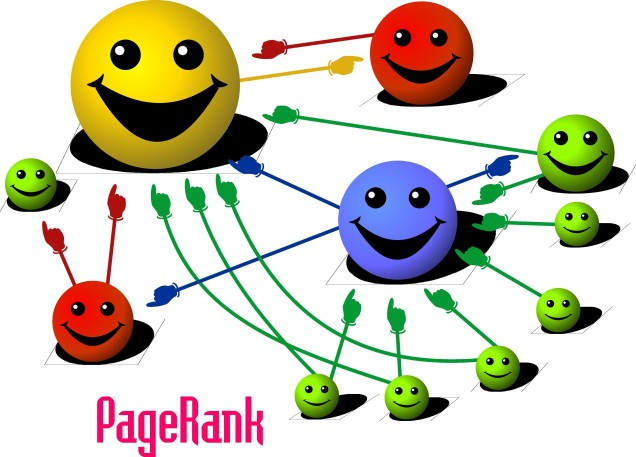 Google PageRank update 2013