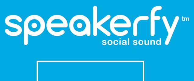 speakerfy logo