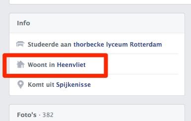 Adres Facebook