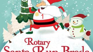 ROODlicht sponsor Santa Run Breda